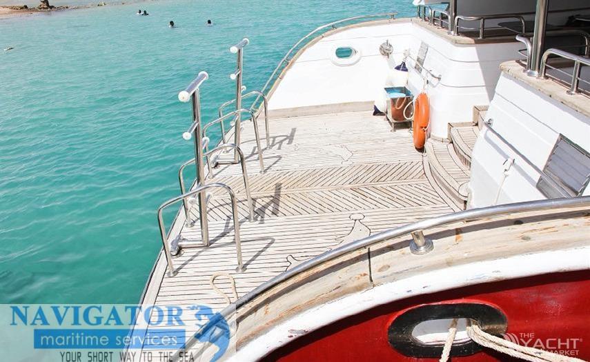 ALEXANDRIA Dive Safari Yacht for sale